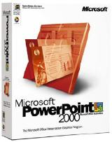 PowerPoint 2000 Box Shot