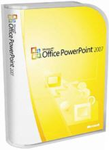PowerPoint 2007 Box Shot