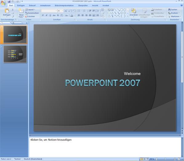 powerpoint 2007 win powerpoint vorlagen