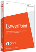 PowerPoint 2013 Box Shot