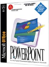 PowerPoint 4.0 Box Shot