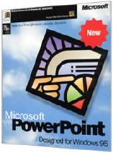 PowerPoint 95 Box Shot