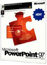 PowerPoint 97 Box Shot